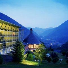 Отель Parador de Vielha 4* Стандартный номер разные типы кроватей фото 20