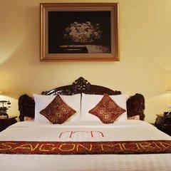 Hotel Saigon Morin 4* Люкс с различными типами кроватей фото 9