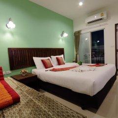 Отель BS Airport at Phuket 3* Стандартный номер с различными типами кроватей фото 4