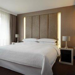 Гостиница Шератон Палас Москва 5* Представительский люкс с различными типами кроватей фото 10