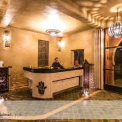 Отель Riad Madu Марокко, Мерзуга - отзывы, цены и фото номеров - забронировать отель Riad Madu онлайн интерьер отеля фото 2