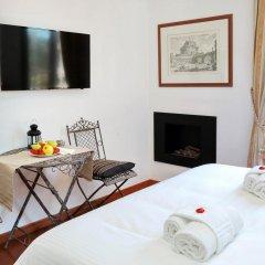 Отель Terrazze Navona 2* Улучшенный номер с различными типами кроватей фото 12