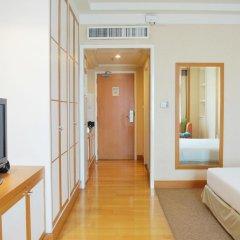 Отель Jasmine City 4* Улучшенные апартаменты с разными типами кроватей фото 3