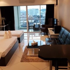 Отель Viewtalay 6 rental by owners Студия с различными типами кроватей фото 18
