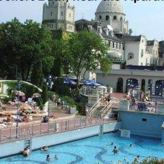Отель Buda University 2-room Apartments Венгрия, Будапешт - отзывы, цены и фото номеров - забронировать отель Buda University 2-room Apartments онлайн приотельная территория