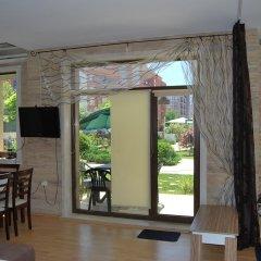 Отель Amara Studios Болгария, Солнечный берег - отзывы, цены и фото номеров - забронировать отель Amara Studios онлайн интерьер отеля