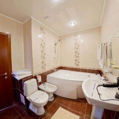 Кристина Отель 2* Люкс разные типы кроватей фото 3