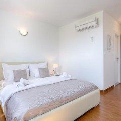 Отель Adriatic Queen Villa 4* Стандартный номер с различными типами кроватей фото 15
