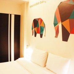 Отель Baan Saladaeng Boutique Guesthouse 3* Стандартный номер фото 6