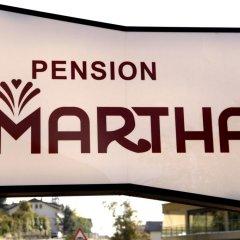 Отель Pension Martha Стандартный номер фото 4