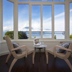 Отель Fairmont Le Montreux Palace 5* Стандартный номер с различными типами кроватей фото 5