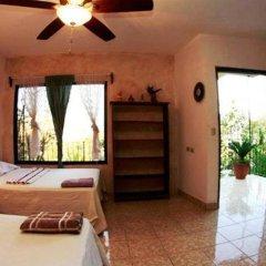 Отель Casa Doña Elena B&B Копан-Руинас комната для гостей фото 2