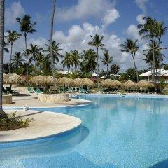 Отель Grand Palladium Punta Cana Resort & Spa - Все включено Доминикана, Пунта Кана - отзывы, цены и фото номеров - забронировать отель Grand Palladium Punta Cana Resort & Spa - Все включено онлайн бассейн фото 3
