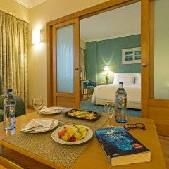 SANA Metropolitan Hotel 4* Люкс с различными типами кроватей