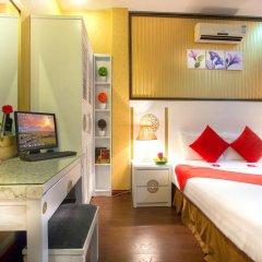 Hanoi Amanda Hotel 3* Улучшенный номер с различными типами кроватей