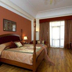 Отель Le Méridien Jaipur Resort & Spa 5* Улучшенный номер с различными типами кроватей фото 2