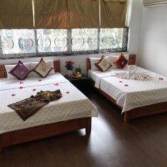 Hanoi Light Hostel Стандартный номер с различными типами кроватей фото 2