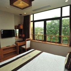 Отель SinhPlaza 3* Улучшенный номер с различными типами кроватей фото 4