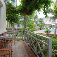 Отель Blue Paradise Resort 2* Стандартный номер с различными типами кроватей фото 17