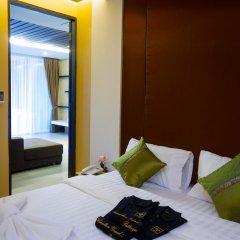 Отель Hamilton Grand Residence 3* Люкс с различными типами кроватей фото 24