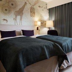 Отель Scandic Aalborg Øst 3* Стандартный номер разные типы кроватей фото 3