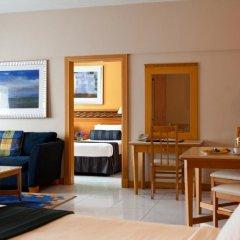 Golden Sands Hotel Apartments 3* Студия с различными типами кроватей фото 3