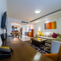 Отель Oakwood Residence Sukhumvit Thonglor 4* Студия Делюкс фото 10