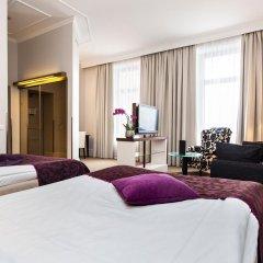 Отель Elite Stadshotellet Luleå 4* Номер категории Эконом с различными типами кроватей