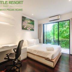 Отель The Title Phuket 4* Улучшенный номер с различными типами кроватей фото 3