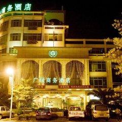 Отель Guanglian Business Hotel Haoxing Branch Китай, Чжуншань - отзывы, цены и фото номеров - забронировать отель Guanglian Business Hotel Haoxing Branch онлайн городской автобус