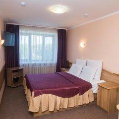 Гостиница Воздушная Гавань 2* Стандартный номер с двуспальной кроватью фото 9