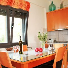 Отель Anemos Luxury Villas в номере фото 2