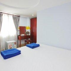 Saigon Backpackers Hostel @ Pham Ngu Lao Стандартный номер с различными типами кроватей фото 2