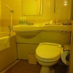 Отель Wing International Meguro Япония, Токио - отзывы, цены и фото номеров - забронировать отель Wing International Meguro онлайн ванная фото 2