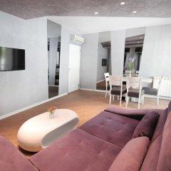 Апартаменты Apartments Belgrade комната для гостей