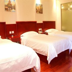GreenTree Inn Jiangxi Jiujiang Shili Avenue Business Hotel комната для гостей