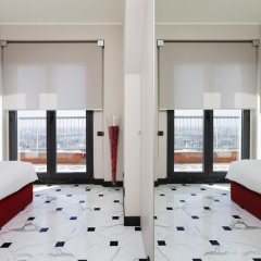 Отель Suzzani Halldis Apartment Италия, Милан - отзывы, цены и фото номеров - забронировать отель Suzzani Halldis Apartment онлайн комната для гостей фото 3