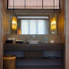 Отель Twin Lotus Koh Lanta 4* Вилла с различными типами кроватей фото 12