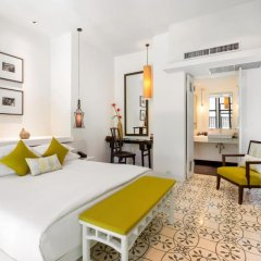 Отель Manathai Surin Phuket 4* Стандартный семейный номер разные типы кроватей
