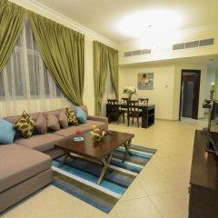 Al Waleed Palace Hotel Apartments-Al Barsha 3* Апартаменты с различными типами кроватей фото 3