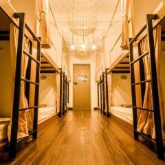 Pier 49 Hostel Кровать в общем номере с двухъярусной кроватью фото 18
