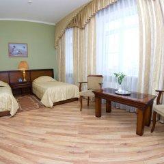 Гостиница Велнесс Стандартный номер с 2 отдельными кроватями фото 3