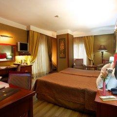 Отель Boutique Princess 3* Номер Бизнес с 2 отдельными кроватями фото 10