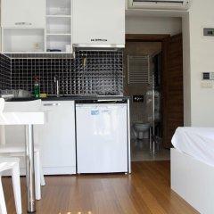 Отель Taksim Martina Apart Апартаменты с различными типами кроватей