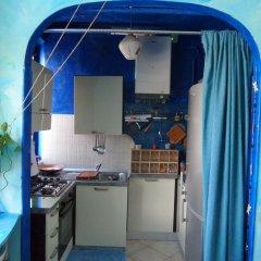 Отель alloggio azzurro Аоста в номере