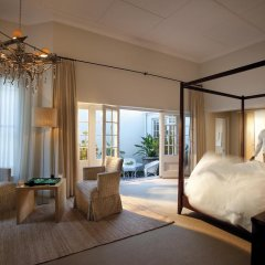 Cape Cadogan Boutique Hotel 4* Номер Делюкс с различными типами кроватей