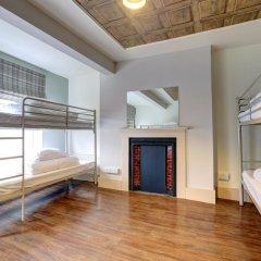 Отель Publove @ Exmouth Arms Euston 2* Кровать в общем номере с двухъярусной кроватью фото 3
