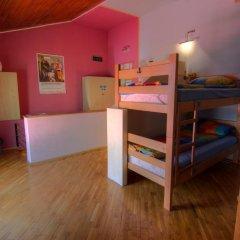Manga Hostel Кровать в общем номере с двухъярусной кроватью фото 8