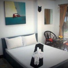 Мини-отель The Guest House 2* Стандартный номер фото 10