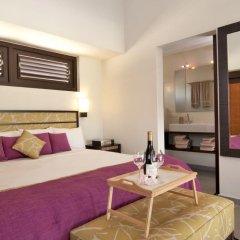Отель Blue Bay Curacao Golf & Beach Resort 4* Бунгало с различными типами кроватей фото 4